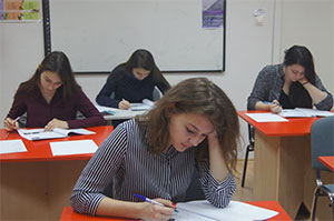 Международный экзамен по французскому языку DELF/DALF