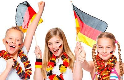 Преимущества обучения немецкому языку детей
