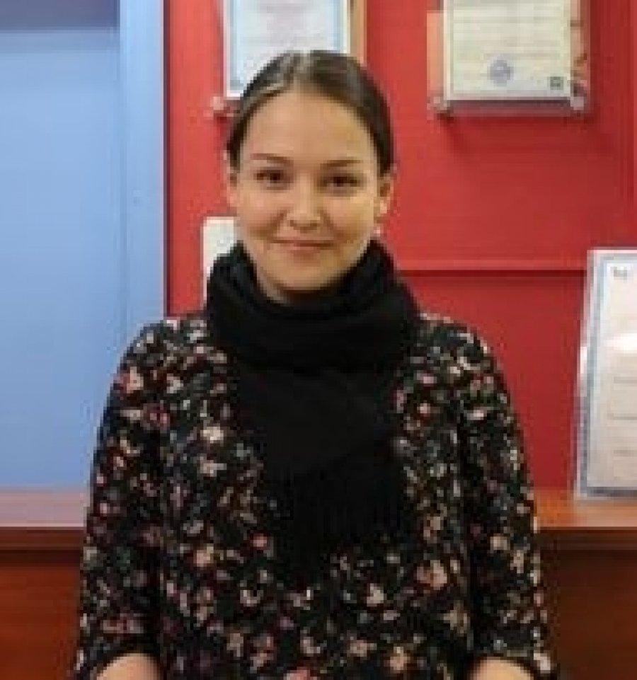 преподаватель французкого языка - Анастасия С.