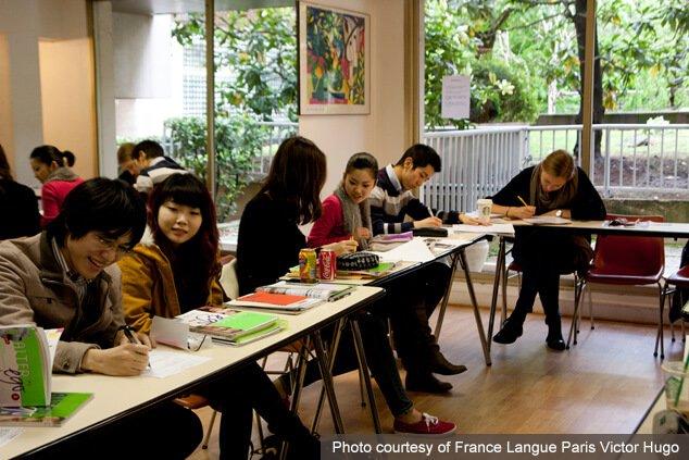 Индивидуальные курсы французского для взрослых в Париже