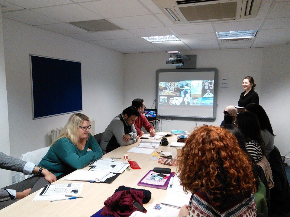 Бизнес курсы английского языка в Англии