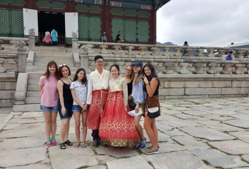 Корейский язык для взрослых удаленно