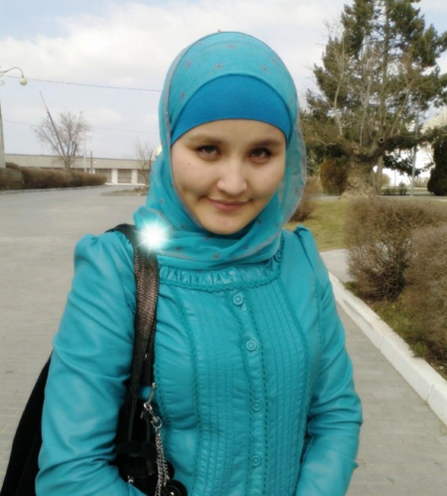 преподаватель арабского языка - Арина