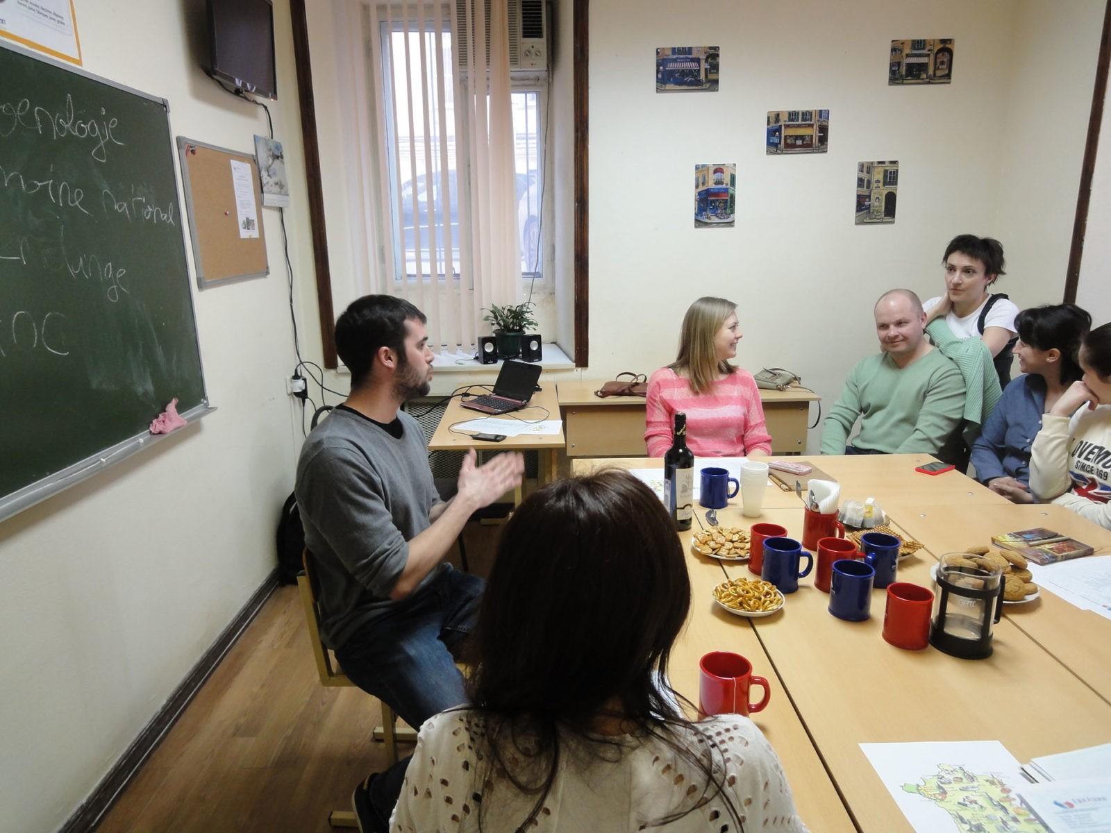 Французский язык с нуля в Москве для детей