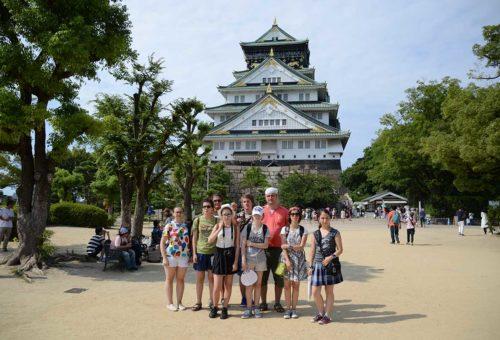 Летние стажировки в Японии для детей