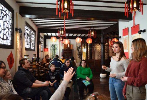 Китайский язык с нуля в Москве для детей