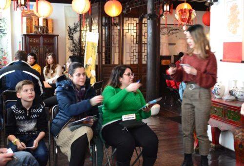 Курс занятий по китайскому языку для взрослых