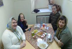 Фотоотчеты клуба персидского языка