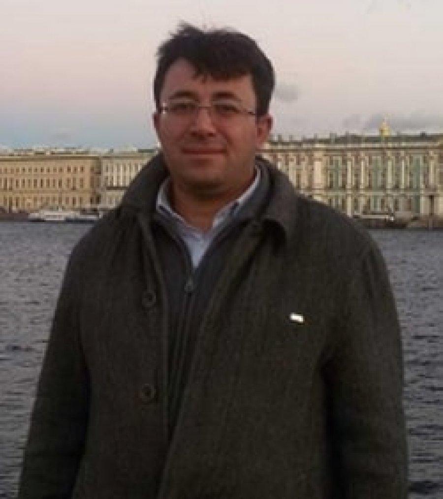преподаватель турецкого языка - Ясин