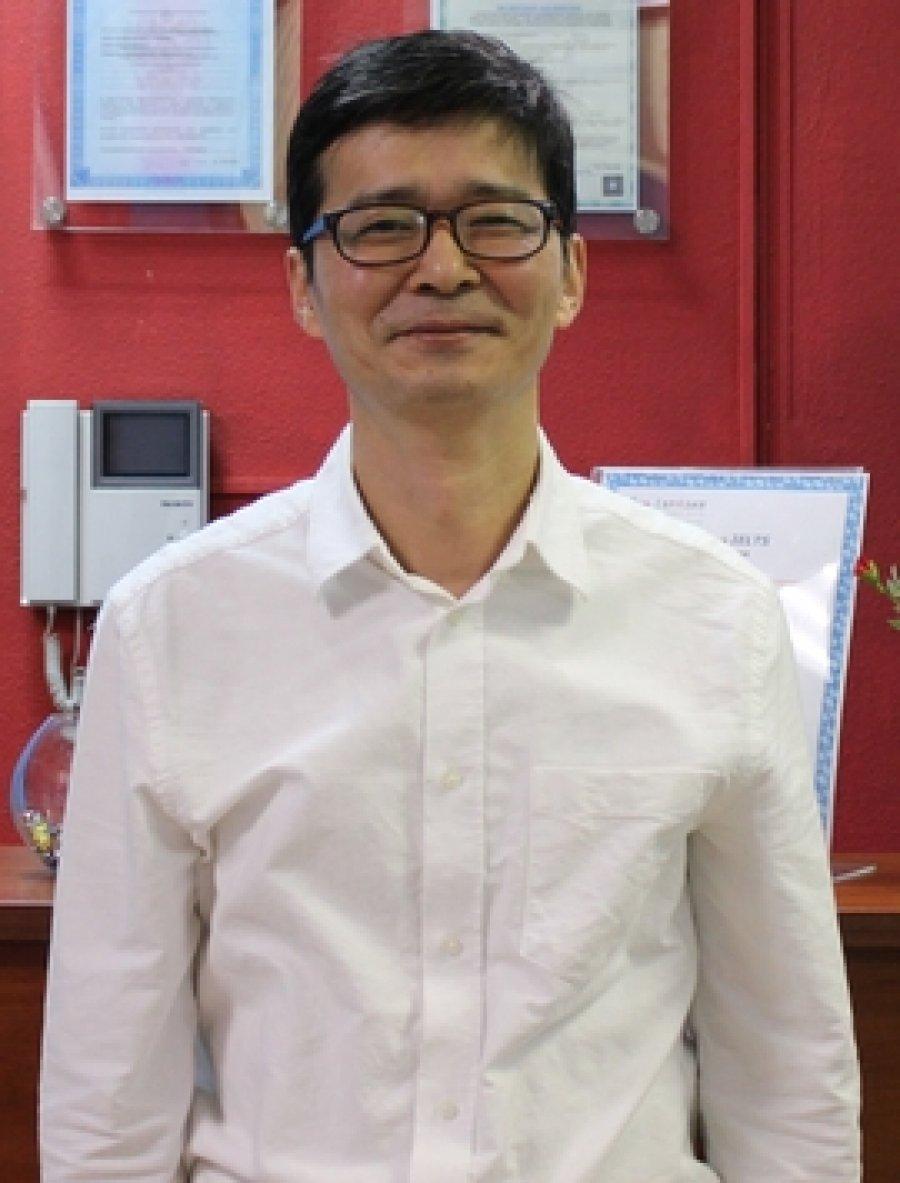 преподаватель корейского языка - Бендан