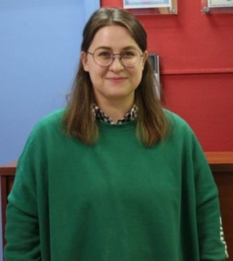 преподаватель корейского языка - Екатерина