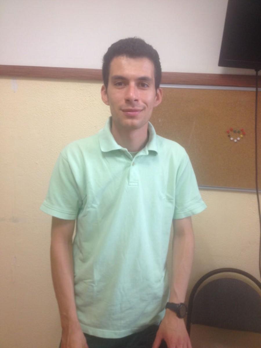 преподаватель испансокго языка - Давид