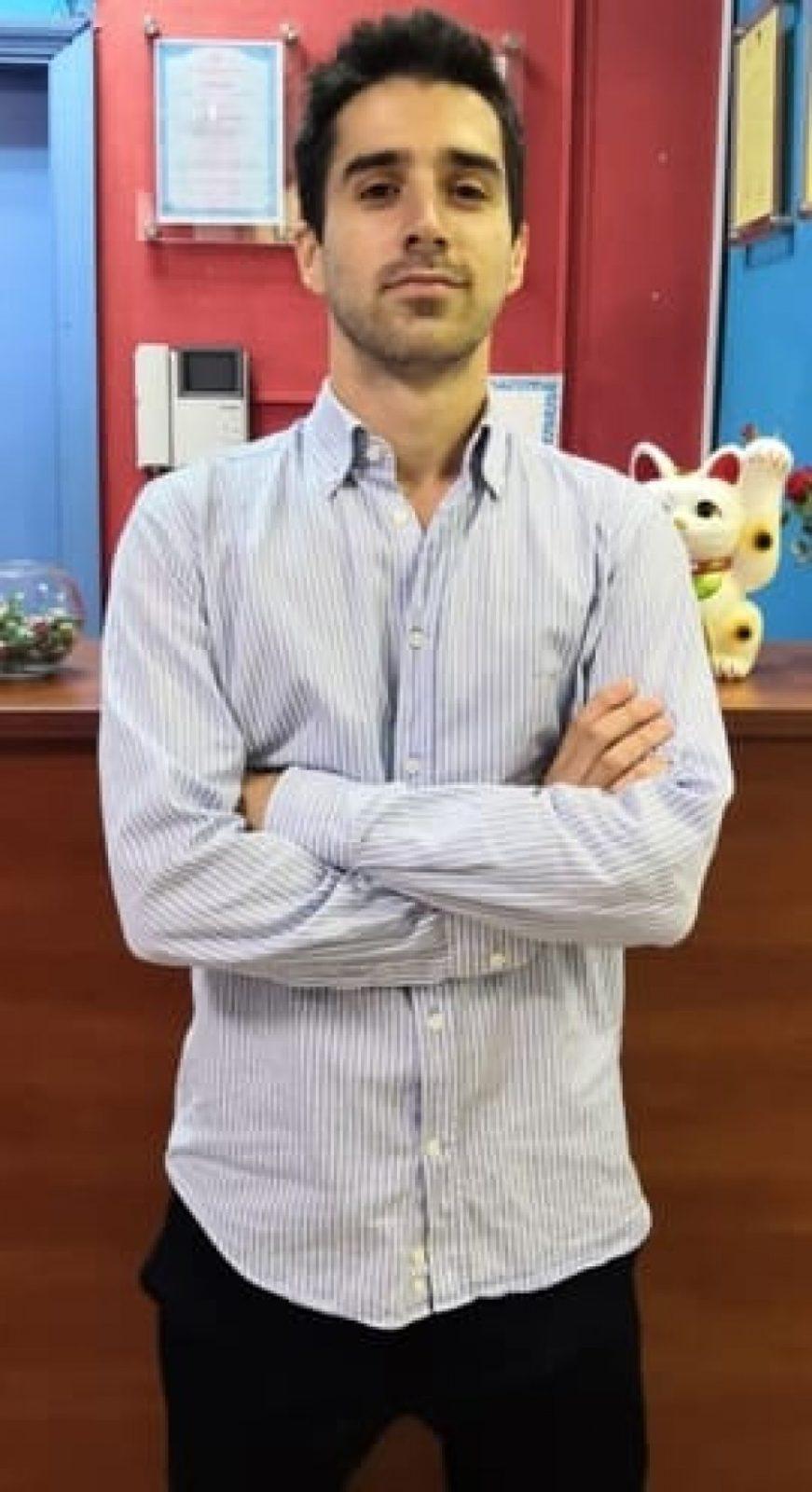 преподаватель итальянского языка - Маттео