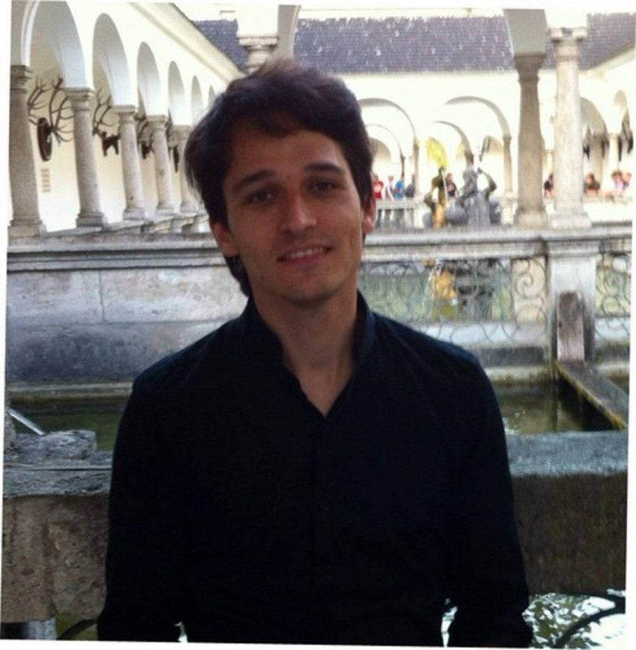 преподаватель немецкого языка - Кристиан