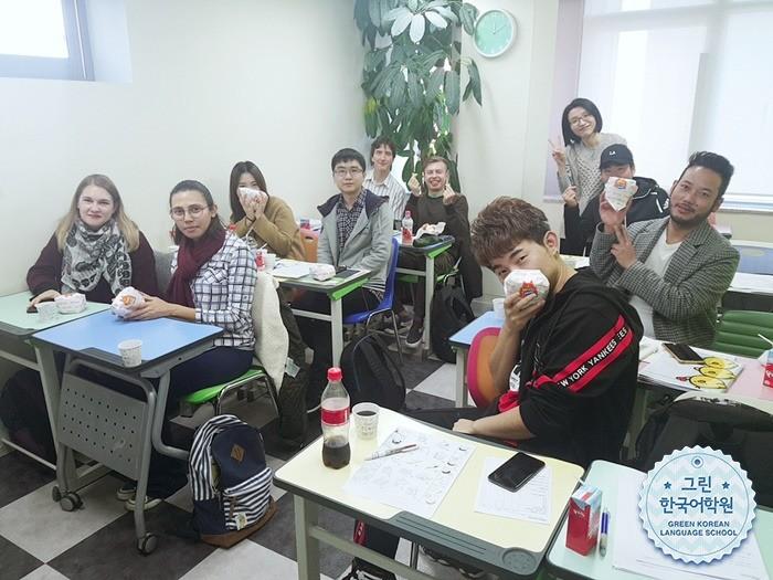 Вечерние курсы корейского в Корее
