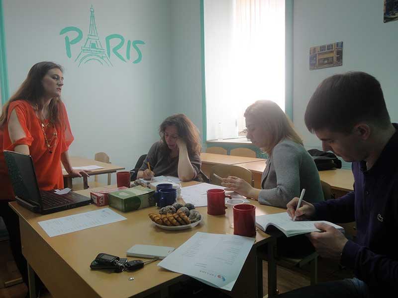 Фото со встреч клуба арабского языка