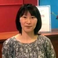 преподаватель японского языка - Нисира сан