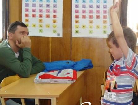Открытые уроки для родителей на детских курсах языков