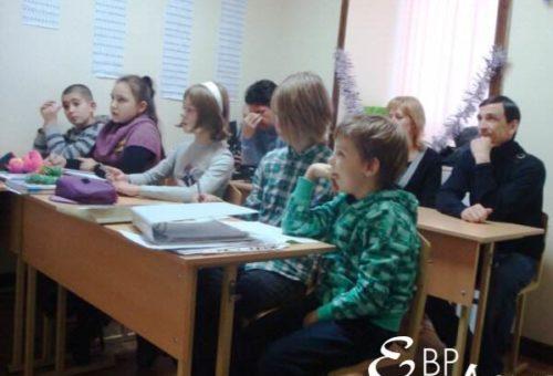 Иностранный язык для детей с носителем