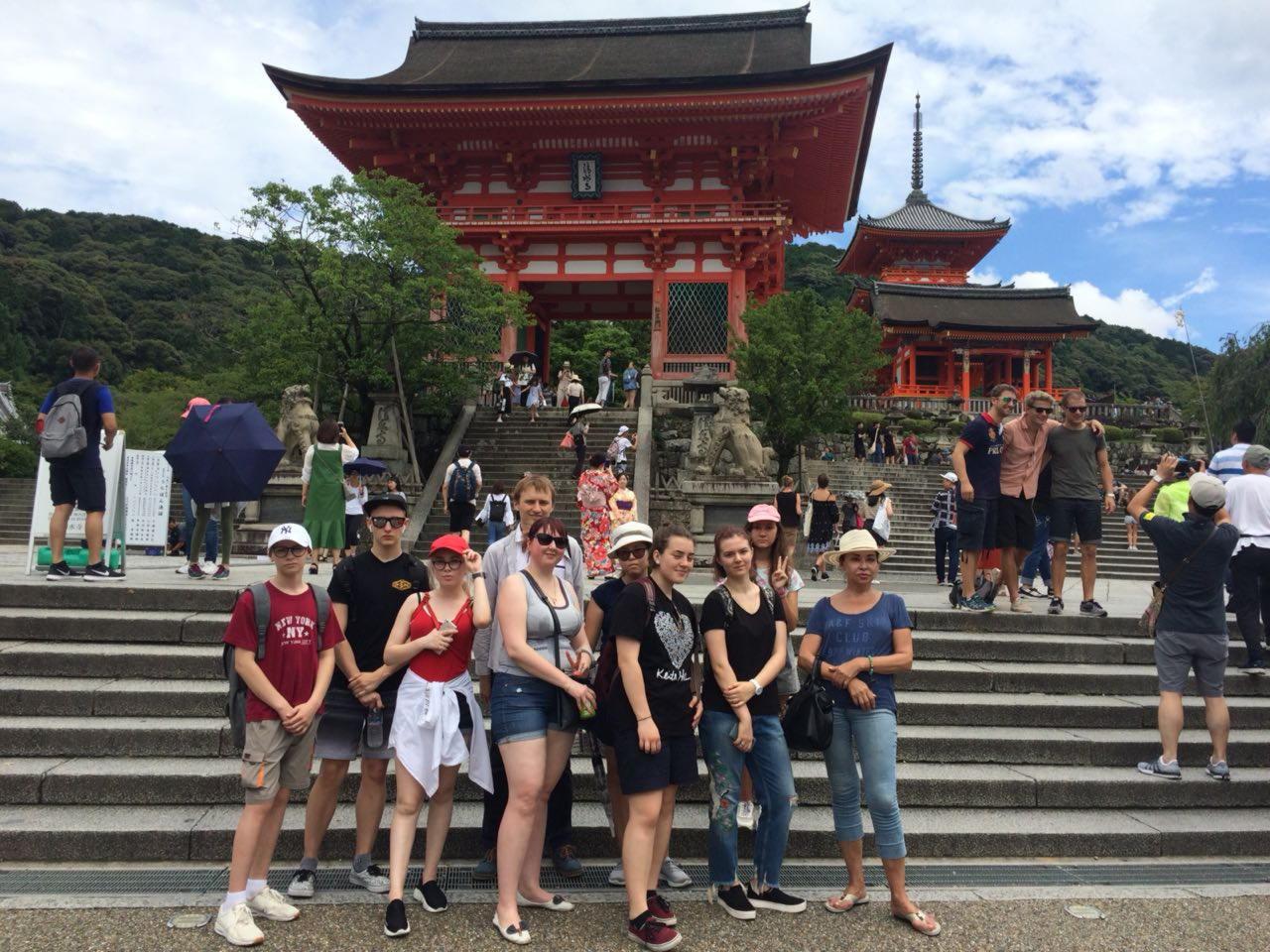 Стажировка для студентов в Японию
