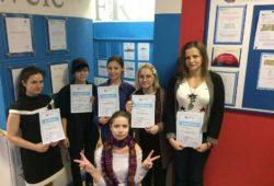 Фото студентов Евразии