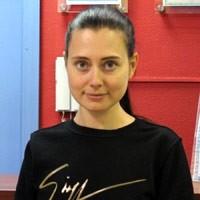 преподаватель английского языка - Юлия