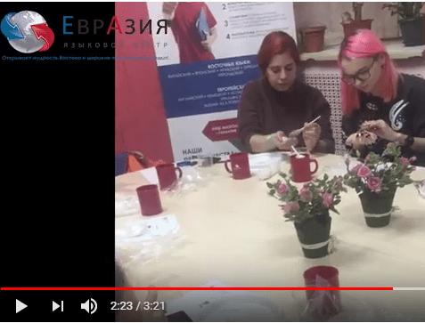 Сонпхен - корейские традиционные сладости - Клуб корейского языка