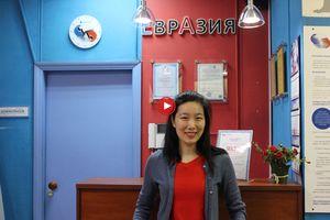 Преподаватель курсов китайского языка Юнцин