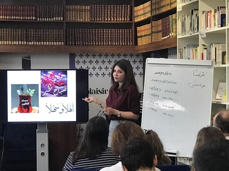 Курсы арабского языка индивидуально