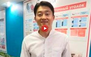 Преподаватель курсов корейского языка Хек Джун