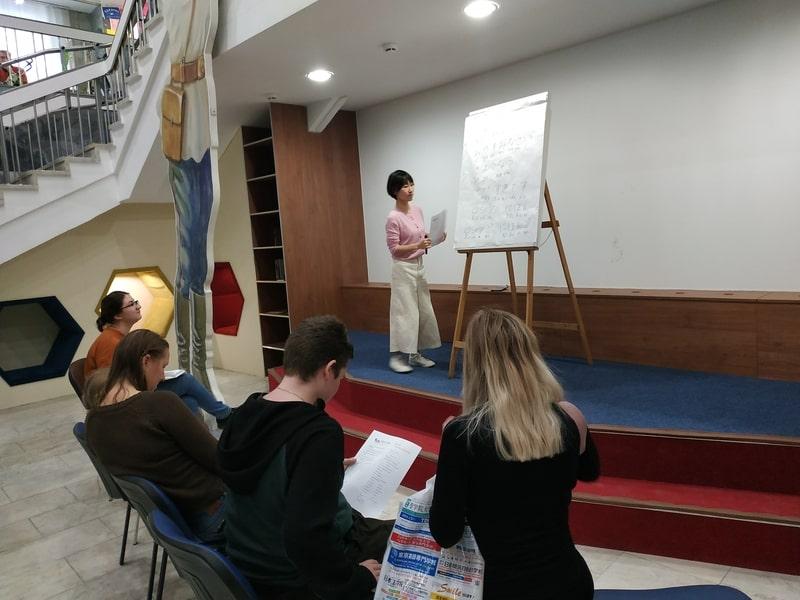 Углубленное обучение японскому языку