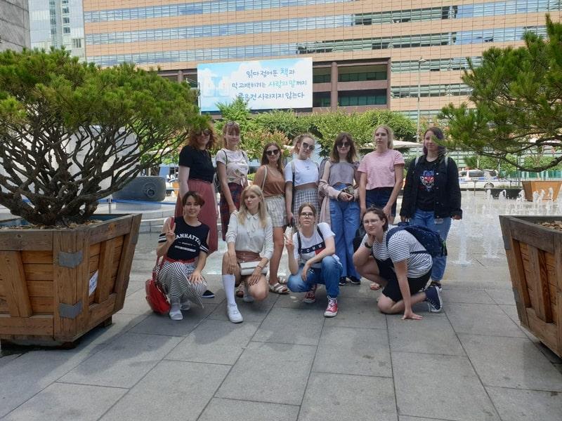 Курсы корейского языка в Сеуле