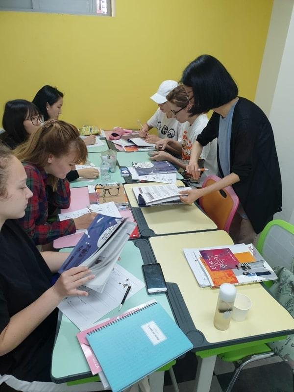 Индивидуальные курсы корейского языка в Сеуле