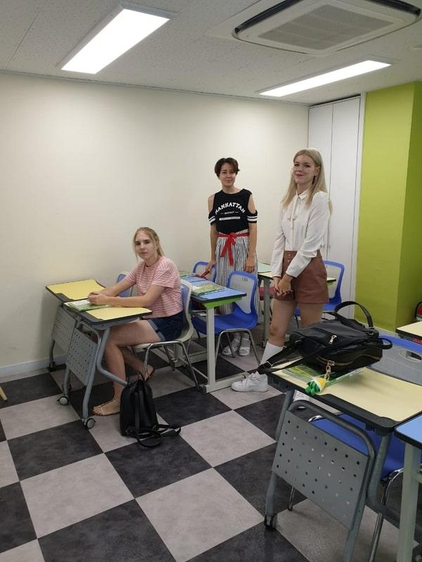 Поступление в учебные заведения Кореи