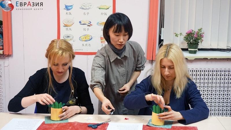 Пройти курсы японского языка в Москве