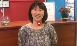 Преподаватель курсов японского языка Нисира Сан