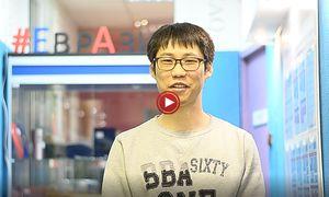 Преподаватель курсов корейского языка Пак