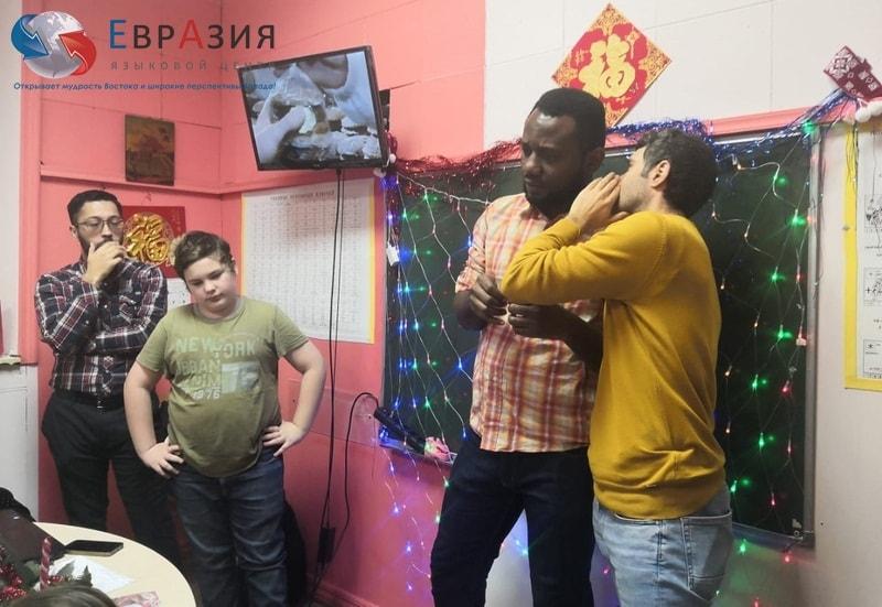 Языковой разговорный клуб для детей и взрослых