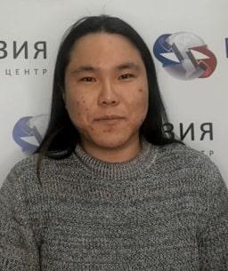 преподаватель корейского языка - Самуэль
