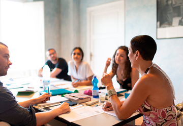 Встречи языковых клубов на октябрь 2021